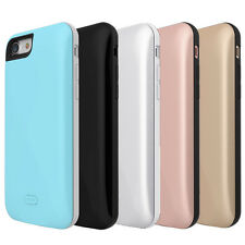 External Power Bank Pack Backup Battery Charger Case Cover for iPhone7 7 Plus