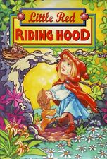 Little Red Riding Hood - young reader,thick pages , Good used book