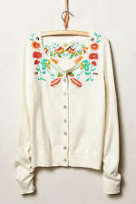 NIP Anthropologie Deva Cardigan by Monogram Sz XS Petite - M Petite - L  $168