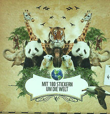 Edeka Wwf Stickers Complete Sets Glitter Stickers Basic To Select Off All