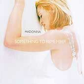 Something to Remember by Madonna CD 1995 Warner Bros.