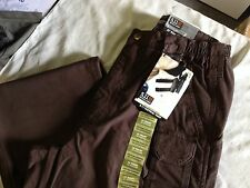 511 Tactical Pants Cotton BROWN 74251 108 NWT