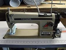 Toyota LS2-AD158-200 Straight Stitch Lockstitch Industrial Sewing Machine