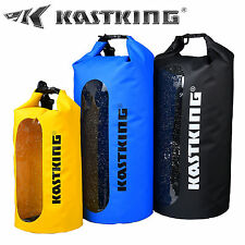 KastKing Waterproof Dry Bag Roll Top Dry Gear Bag for Kayaking Camping & Fishing