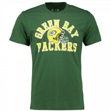 T-Shirt NFL Greenbay Packers New Era College vert pour homme