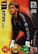 PANINI ADRENALYN WM SOUTH AFRICA 2010 - GERMANY + ENGLAND - BASE CARDS