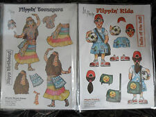 La Pashe Decoupage FLIPPIN' KIDS - Various to choose from
