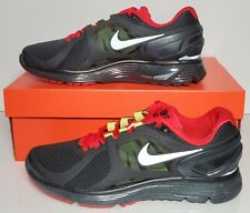 NIKE LUNAR ECLIPSE +2  MEN'S BLACK & RED NEW IN BOX MULTIPLE SIZES 487983 006