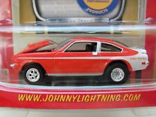JOHNNY LIGHTNING - CLASSIC GOLD - BALDWIN MOTION 1971 CHEVY VEGA - 1/64 DIECAST