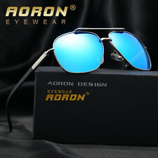 Fashion Mens Driving Polarized Aviator Sunglasses Outdoor Sports Eyewear Shades