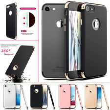For Apple iPhone 7 / 7 Plus Luxury Ultra thin Electroplate Hard Back Case Cover