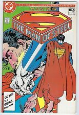 The MAN of STEEL #5 - 6 part mini - series  (DC Comics) Byrne&Giordano VF+