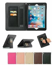 For Apple ipad Smart Cover Stand Case Auto Wake/Sleep Flip Hand Belt Holder Bag