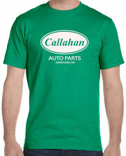 Callahan Auto Parts T Shirt Funny Logo Novelty Vintage Movie Tee