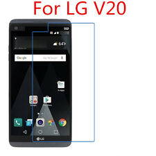 1x/2x/4x/6x/10x Lot LCD Clear Front Screen Protector Film Skin Cover for LG V20