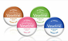 Vaseline Lip Balm Therapy 20g- Aloe Vera, Cocoa Butter, Heal Dry Chapped Lips