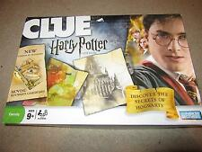 Cluedo | Clue: Harry Potter Edition - Complete Game by Parker Brothers 2008