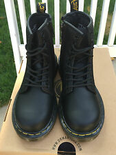 Dr. Martens Kids Delaney Black Softy New with Box