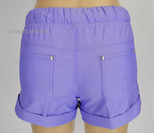 NEW LULULEMON Play All Day Short Sz 2 Power Purple Shorts NWT FREE SHIP