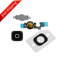 Replacement Home Button With Flex Cable and Rubber OEM For iPhone 5c