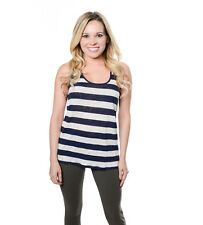 Velvet by Graham and Spencer Shoshana Striped Tank Top