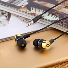 Super Bass Stereo In-Ear Earphone Headphone Headset For MP3 MP4 Cellphones