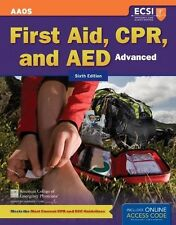 Advanced First Aid, CPR, and AED by American Academy of Orthopaedic Surgeons