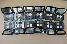 Lancome Color Design Eyeshadow Quad Compact choose your travel size color shades