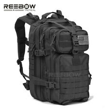 34L Military Tactical Assault 3P Backpack Army Molle Waterproof Bug Out Rucksack