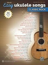 Alfred's Easy Ukulele Songs -- Classic Rock: 50 Hits of the '60s, '70s & '80s (A