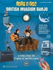 Just for Fun -- British Invasion Banjo: 12 Songs from the 1st Wave of Moptops &