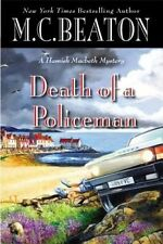 Death of a Policeman (Hamish Macbeth Mysteries) [Audio] by M C Beaton