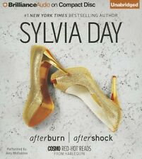 Afterburn & Aftershock  : Cosmo Red-Hot Reads from Harlequin [Audio] by Sylvia D