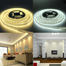 5M SMD 3528 300Leds Non Waterproof Flexible Warm Cool White LED Strip Light 12V