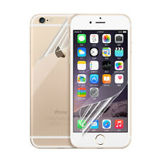 Front + Back Nano Explosion Proof Screen Protector Film For iPhone 7 / Plus Lot