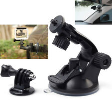 G12a Dash Windshield Suction Car Holder & Tripod Mount Adapter for Sport Camera