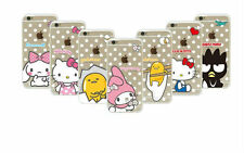 HELLO KITTY Friends Dot Clear Cell Phone Case Cover Protector Galaxy Note4/Note5