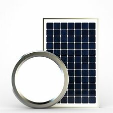 Acol Square DIY SOLAR LIGHT SKYLIGHT KIT on Any Roof Type 300x300mm or 450x450mm