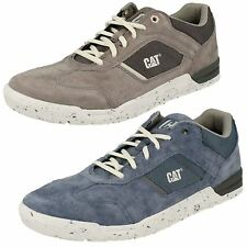 Mens Caterpillar Casual Lightweight Lace Up Shoes Chasm
