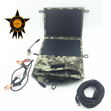 10 Watt 12v &5vusb  Solar Panel Trickle Car Battery Charger  10M or 5 M cable