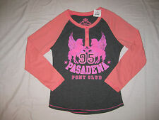 BNWT   GORGEOUS   MISS UNDERSTOOD     LONG  SLEEVE   TOP      size   10