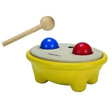 Plan Toys Preschool Punch and Drop Activity Toy. Free Shipping
