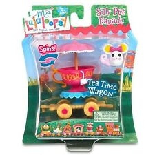 Mini Lalaloopsy Silly Pet Parade Train car Tea Time Waggon. Free Delivery