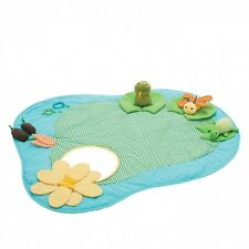 Manhattan Toy 213400 Playtime Pond Playmat Baby Toy. Shipping is Free
