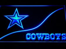 Dallas Cowboys LED Neon Sign ON/OFF American football light sign fans mens gift