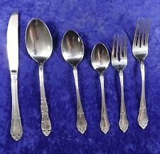 Rogers Co Alexis Stainless Choose Knife Fork Spoon Soup Serving Flatware