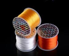 Hot Cord Elastic For Jewelry Bracelet Thread String Stretchy  Beading Strong
