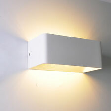 Modern 5W LED Wall Light Indoor Up&Down Lighting Sconce Lamp Furniture WarmWhite