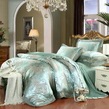 MAJESTY Collection Luxury Sheets Duvet Cover Bedding Set (Queen, King)