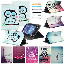 """Universal PU Leather Stand Case Cover Fr Android Tablet  9.7'' 10"""" 10.1'' in MID"""